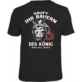 RAHMENLOS Original T-Shirt Sauft ihr Bauern...