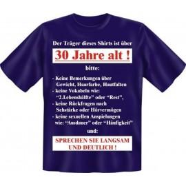 RAHMENLOS Original T-Shirt der Träger dies Shirts 30