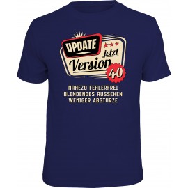 RAHMENLOS Original T-Shirt Update  Version 40