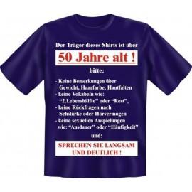 RAHMENLOS Original T-Shirt der Träger dies Shirts 50