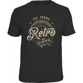 RAHMENLOS Original T-Shirt 50 Jahre Retro
