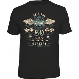 RAHMENLOS Original T-Shirt Seit 50 Jahren zur Perfektion
