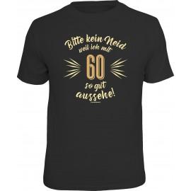 RAHMENLOS Original T-Shirt bitte kein Neid... 60