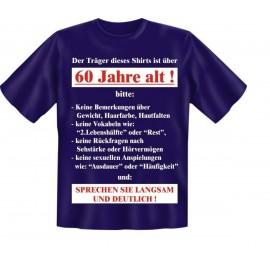 RAHMENLOS Original T-Shirt der Träger dies Shirts 60