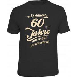 RAHMENLOS Original T-Shirt es dauerte 60 Jahre