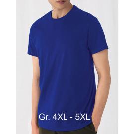 B&C Unisex Premium T-Shirt #E190 in Übergröße