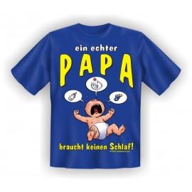 RAHMENLOS Original T-Shirt ein echter Papa