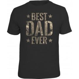 RAHMENLOS Original T-Shirt Best Dad Ever