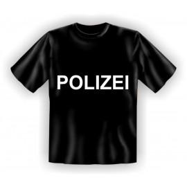 RAHMENLOS Original T-Shirt Polizei