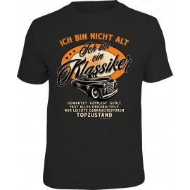 RAHMENLOS Original T-Shirt Premium ich bin ein klassiker