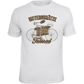 RAHMENLOS Original T-Shirt Premium im Ruhestand