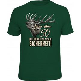 RAHMENLOS Original T-Shirt Jäger über 50