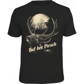 RAHMENLOS Original T-Shirt Auf der Pirsch