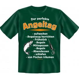 RAHMENLOS Original T-Shirt der perfekte Angeltag