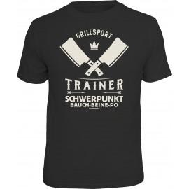 RAHMENLOS Original T-Shirt Grillsport Trainer