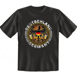 RAHMENLOS Original T-Shirt Deutschland Bieradler