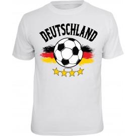 RAHMENLOS Original T-Shirt Deutschland 4 Sterne
